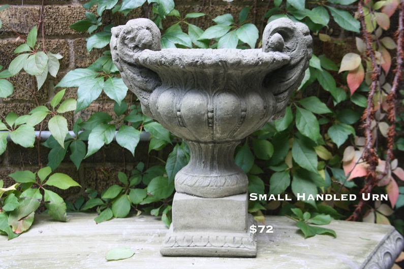 Small Handled Urn